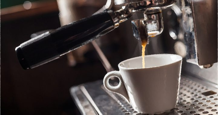 Coffee Drinks Produced From Espresso