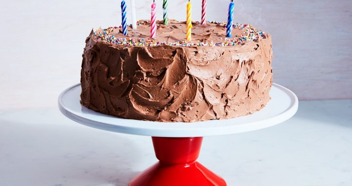 Making Birthday Cakes